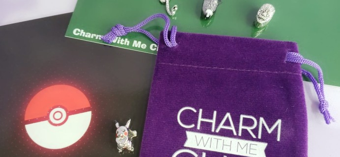 Charm With Me Club February 2019 Subscription Box Review + Coupon