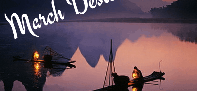 Literary Vacation Club March 2019 Theme Spoilers + Coupon!