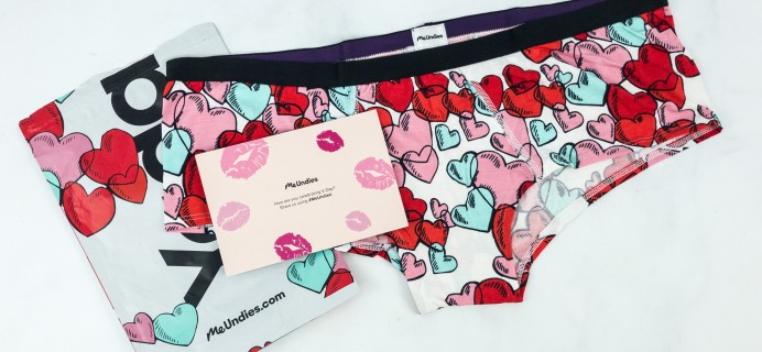 MeUndies February 2019 Subscription Review – Women's