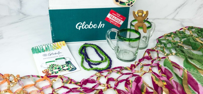 February 2019 GlobeIn Artisan Box Club Review + Coupon
