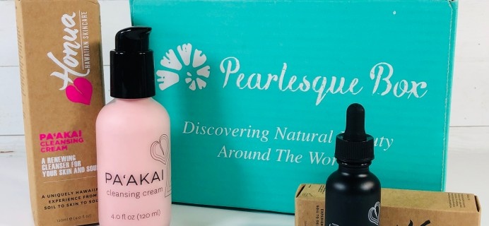 Pearlesque Box February 2019 Subscription Box Review + Coupon