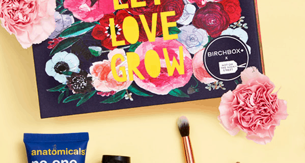 Birchbox UK Valentine's Day Sale : Get Your First Box For Only £5!