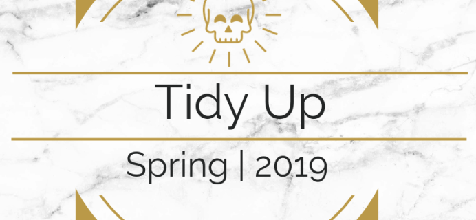 Happy Rebel Box Spring 2019 Full Spoilers