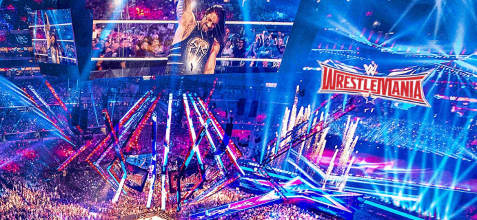 WWE Slam Crate April 2019 Theme Spoilers + Coupons!