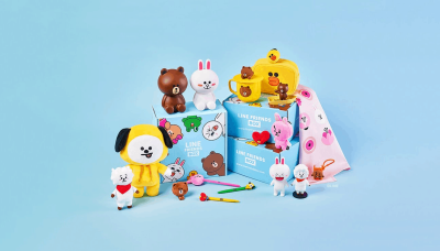 LINE Friends Box March 2019 Spoilers + Coupon!