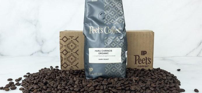 Peet's Coffee Coupon: Get $5 Off!
