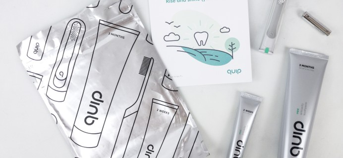 Quip Refill Pack Review