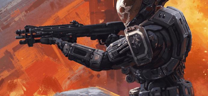 Halo Legendary Crate April 2019 Full Spoilers + Coupon!