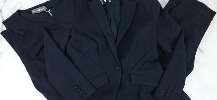 Elizabeth & Clarke Suit Separates Winter 2018-2019 Review + Coupon!