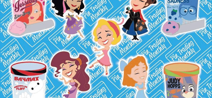 Pin Trading Monthly February 2019 Chase Spoiler!