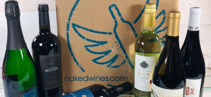 NakedWines.com February 2019 Review + Coupon