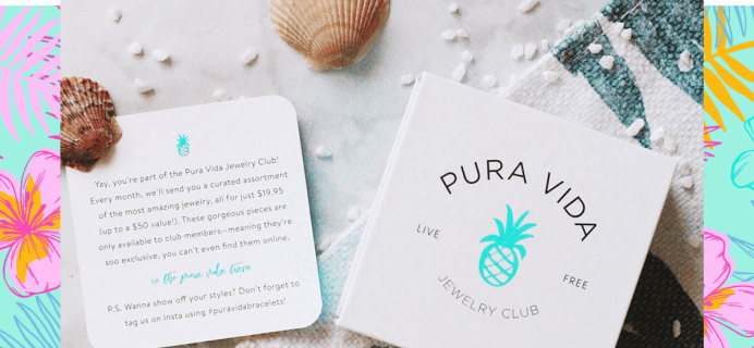 Pura Vida Jewelry Club Coming Soon + Spoiler!