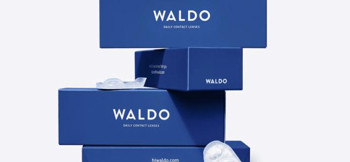 Waldo Coupon: Get 10 Pairs of Contact Lenses FREE!