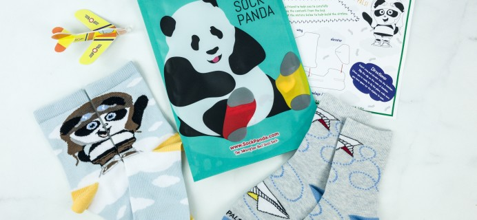 Panda Pals January 2019 Subscription Review & Coupon