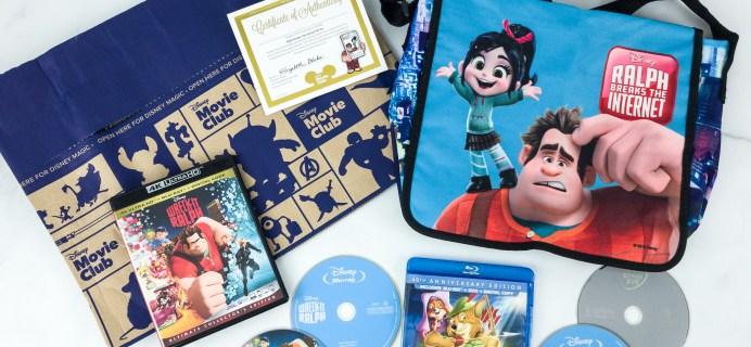 Disney Movie Club February 2019 Review + Coupon!