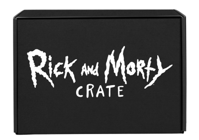 Loot Crate's Rick and Morty Crate January 2020 Theme Spoilers!