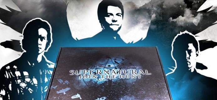 Supernatural Box Spring 2019 Full Spoilers!