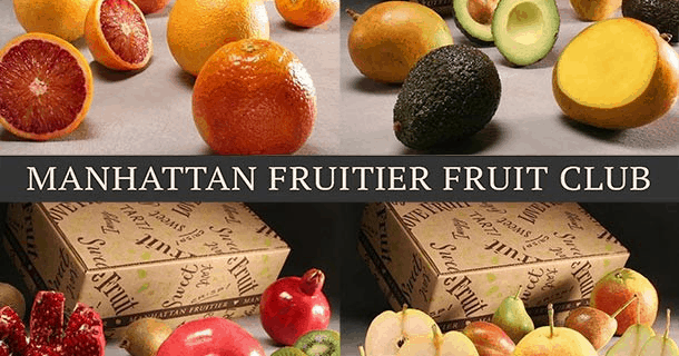 Manhattan Fruitier Monthly Fruit Club March 2018 Full Spoilers!