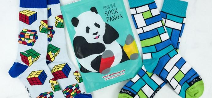 Sock Panda Tweens February 2019 Subscription Review + Coupon