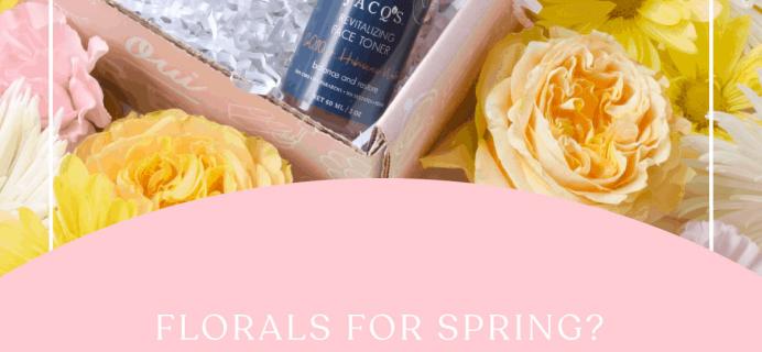 Oui Fresh Beauty Box March 2019 Full Spoilers!