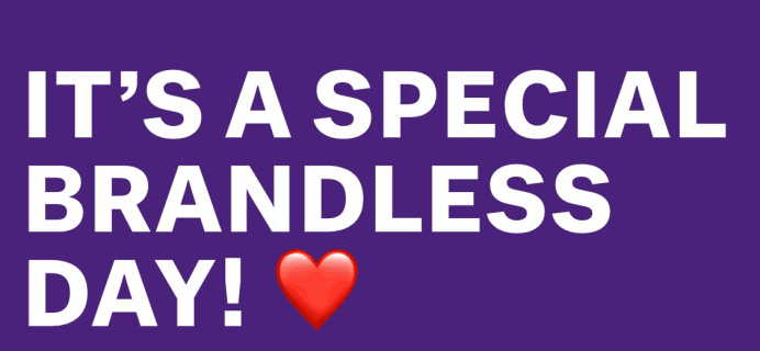 Brandless Sale: Shop and Give Back!