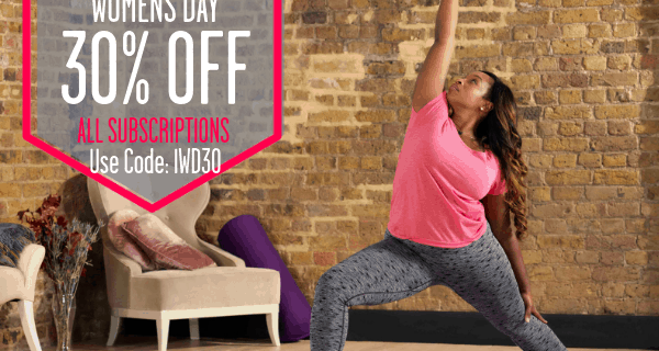 Movement for Modern Life International Women's Day Coupon: Get 30% Off!