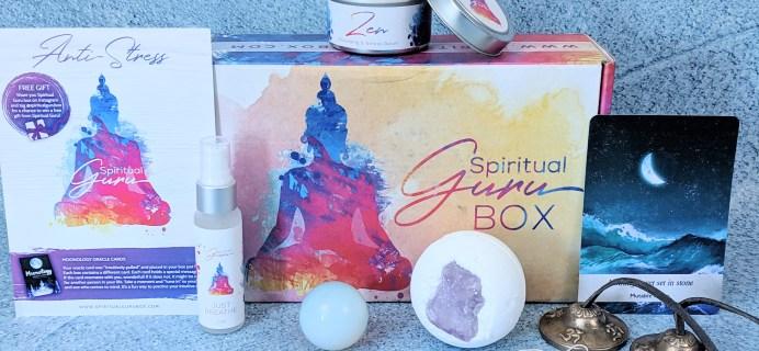 Spiritual Guru February 2019 Subscription Box Review