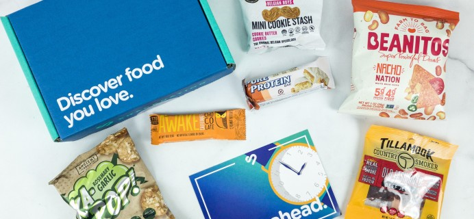 Snack Nation March 2019 Subscription Box Review + Coupon!