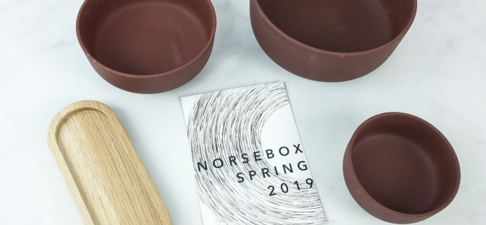Norsebox Spring 2019 Subscription Box Review