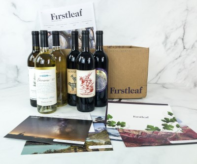 Firstleaf Wine Club Coupon: Get 6 Bottle Bundle For Just $29.95 + FREE Shipping!