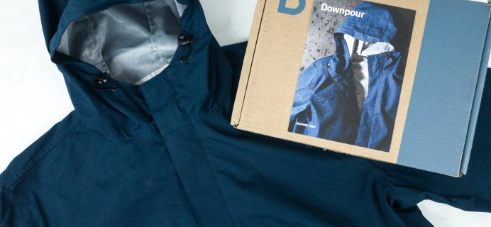 Bespoke Post DOWNPOUR Box Review & Coupon – March 2019