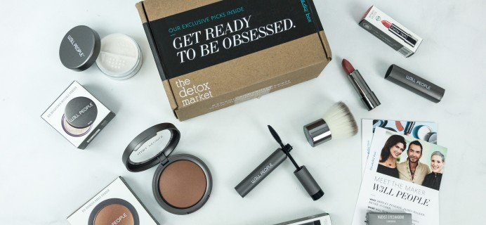 The Detox Box March 2019 Subscription Box Review