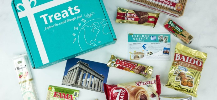 Treats Box March 2019 Review & Coupon