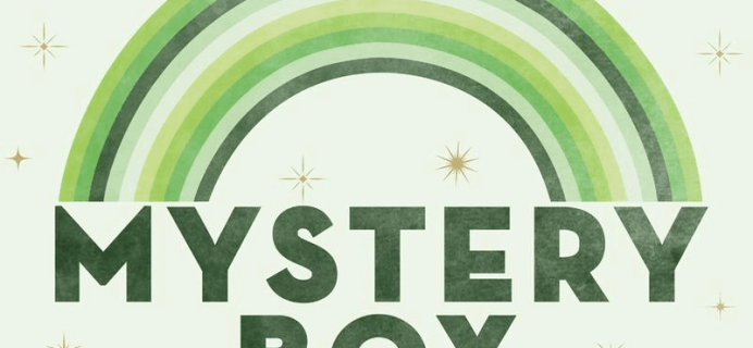 Makeup Geek St. Patrick's Day Mystery Box Available Now!