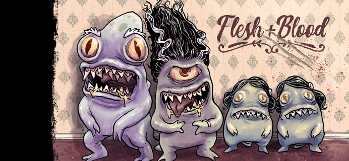 Loot Fright May 2019 Theme Spoilers + Coupon