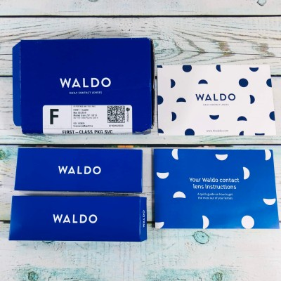 Waldo Contacts Review + Free Trial Coupon!