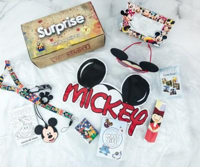 Walt Life Surprise! Box March 2019 Subscription Box Review + Coupon