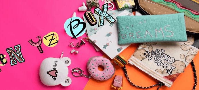 Gen YZ Box May 2019 Theme Spoilers!