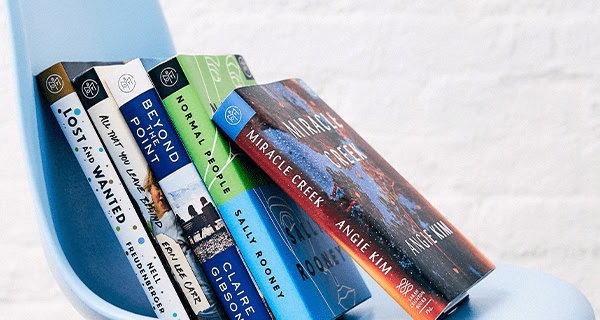 April 2019 Book of the Month Selection Time + FREE Book Coupon!