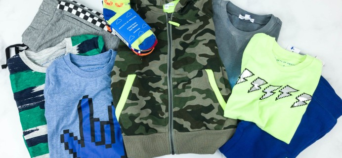 Rockets of Awesome Spring 2019 Subscription Box Review – Boys!