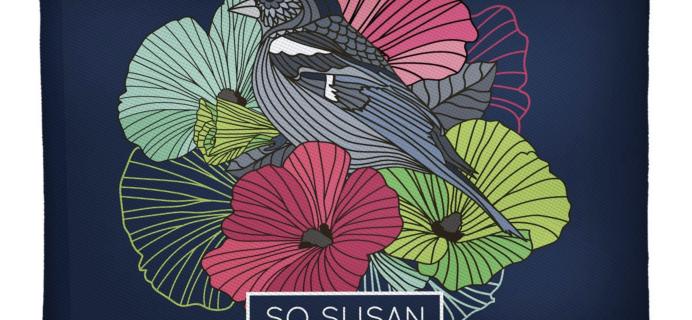 So Susan Color Curate April 2019 Full Spoilers!