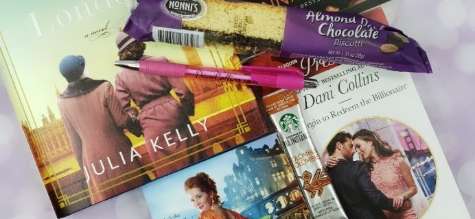 Fresh Fiction Box March 2019 Subscription Box Review + Coupon