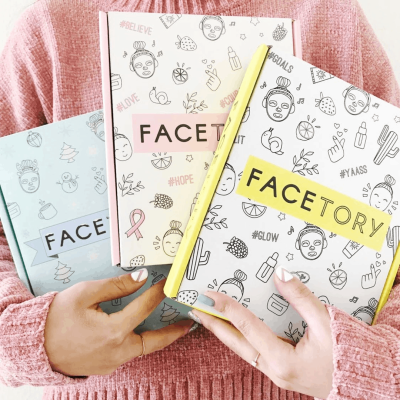 Facetory Holiday Shop: Ultimate Collection + Mystery Box Available Now!