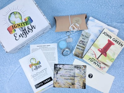 Ignite English March-April 2019 Subscription Box Review + Coupon!