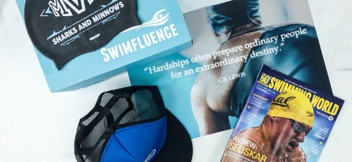 Swimfluence March 2019 Subscription Box Review
