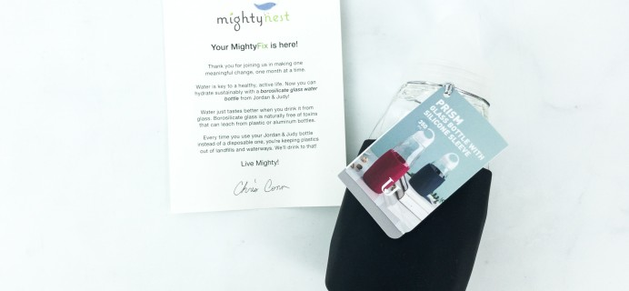Mighty Fix April 2019 Review +  Coupon!