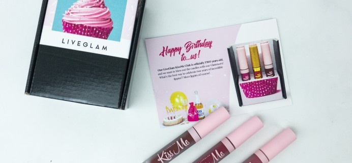 KissMe Lipstick Club  Piece Of Cake Bundle Review + Coupon