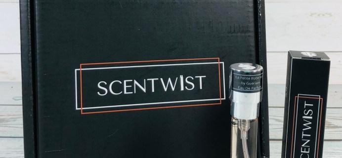 Scentwist April 2019 Subscription Box Review + Coupon