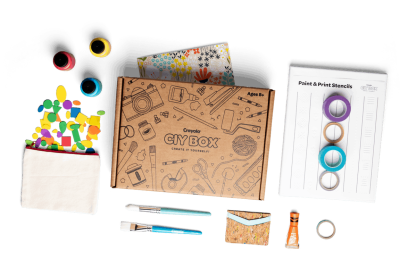 Crayola CIY Box Coupon: Get 40% Off!