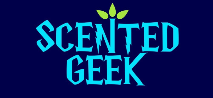 New Subscription Boxes: Scented Geek Available Now + Coupon!